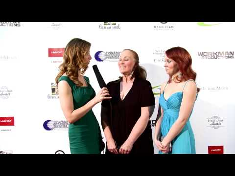 Tamera Ward Tobias, Victoria Lynn - The Filmed in Utah Awards