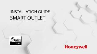 39349: Honeywell Z-Wave Plus Tamper-Resistant Smart Outlet