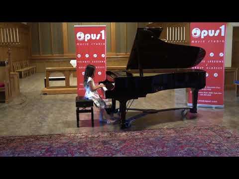 2018 Opus 1 Music Studio Spring Recital   - Grace Young , Piano