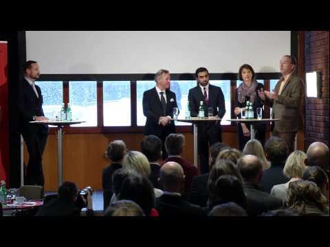 Kronprins Haakon leder panelsamtale om globale utfordringer ved Universitetet i Oslo
