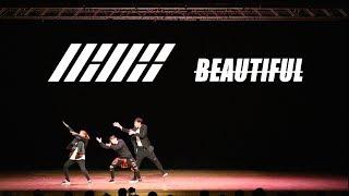 iKON (아이콘) BEAUTIFUL (뷰티풀) - B&B Dance cover (ft. Him) [Japan Weekend Granada 2018]