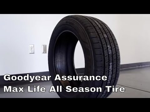 Goodyear Assurance Max Life All Season Tire - Review