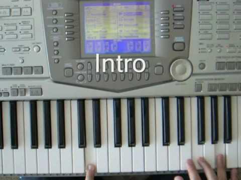 Save A Prayer - Duran Duran - Piano Tutorial