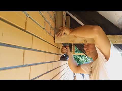 Как делать подшиву на крышу