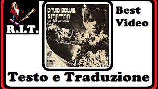 Starman - David Bowie con testo e traduzione