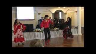 Цыганский танец (gipsy dance) Венера Ферарь