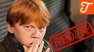 """11 moments """"FRIEND ZONE"""" dans Harry Potter - Topsicle Cinéma"""