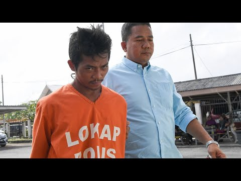 Warga Indonesia Didakwa Bunuh Rakan Sekerja