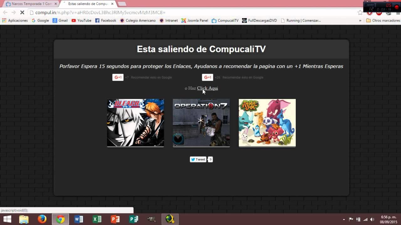 Descargar Serie Narcos De Netflix HD 720
