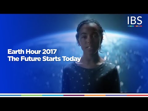 IBS-Earth Hour 2017-The Future Starts Today