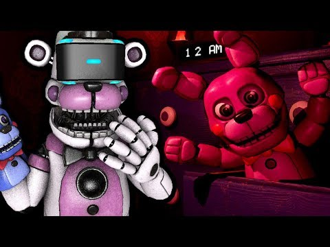 FUNTIME FREDDY PLAYS: Five Nights At Freddy's - Help Wanted (Part 19) || FT FREDDY MODE COMPLETED!!!