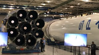 Live INSIDE SpaceX for the BFR announcement!