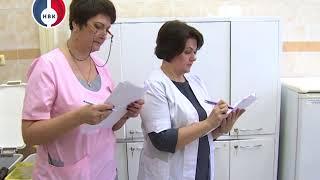 Конкурс проф.мастерства среди мед.сестер ЦМСЧ-31