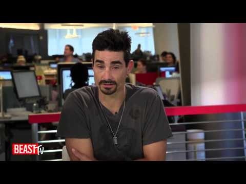 Backstreet Boys at the Daily Beast