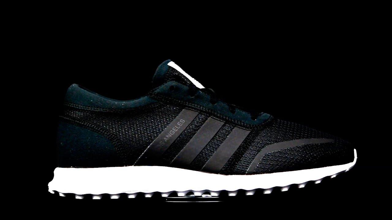 295c1623c Adidas Originals Los Angeles Black - YouTube