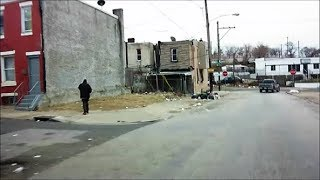 PHILADELPHIA'S SUPER SLUMS