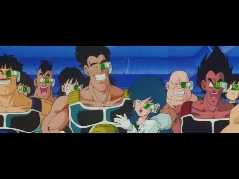 Ciekawostki Dragon Ball : Saiyanie