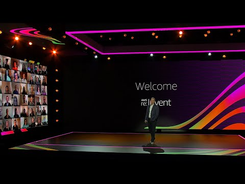 AWS re:Invent 2020 - Keynote with Andy Jassy