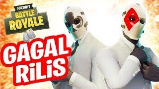 GAGAL RiLiS HARi iNi !! 😭 Fortnite Indonesia
