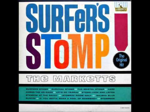 The Marketts - Balboa Blue (1962)