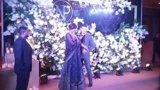 Priyanka chopra and nick jonas royal wedding/ priyanka chopra and nick jonas reception video