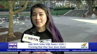 PHÓNG SỰ CỘNG ĐỒNG: Hội Sinh Viên Việt Nam tại trường đại học San Jose State