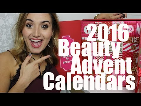Beauty Advent Calendars   A Little Obsessed