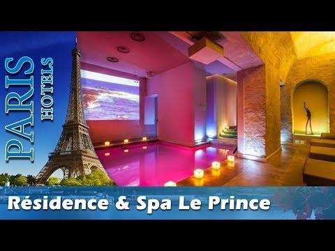Résidence & Spa Le Prince Régent - Paris Hotels, France