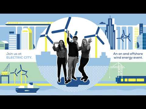 Join us at Electric City 2021, an on- and offshore wind energy event