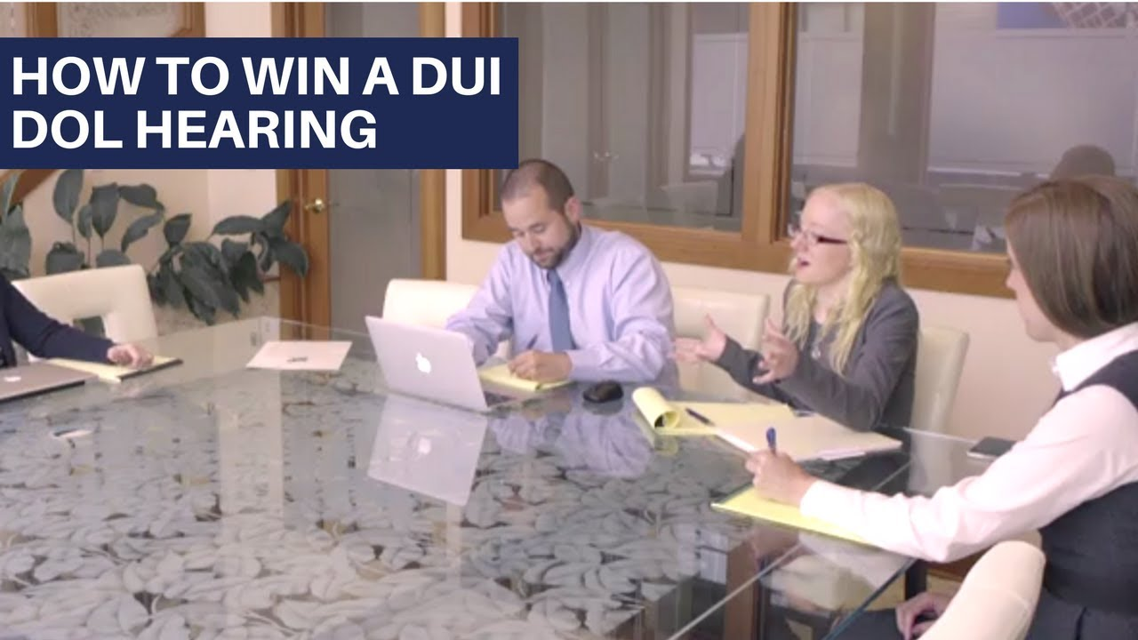 How to Beat a DUI in Washington State recommend