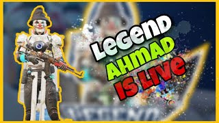Legend Ahmad is Live | Fun Stream | Pubg Mobile