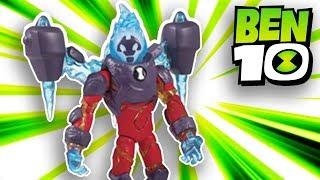 Omni Enhanced Heatblast Ben 10 Reboot Figure Toy Review
