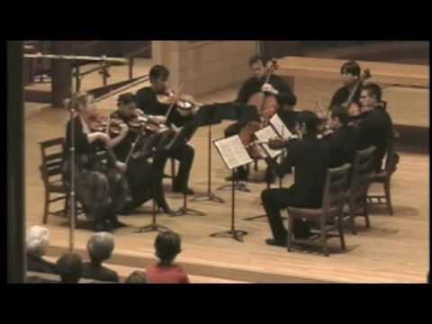 Mendelssohn Octet Mvt. 1