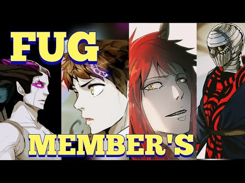 Fug Member's I Tower of God