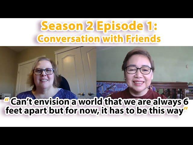 Season 2 Ep 1 Conversation with Lorna Scott, Medicine Hat, Alberta, Canada