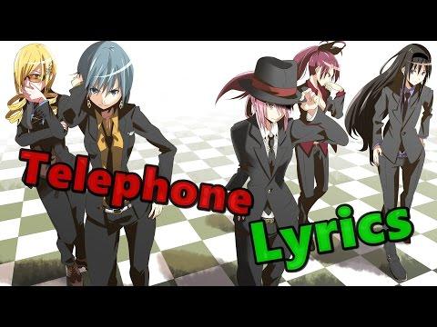 Nightcore - Telephone