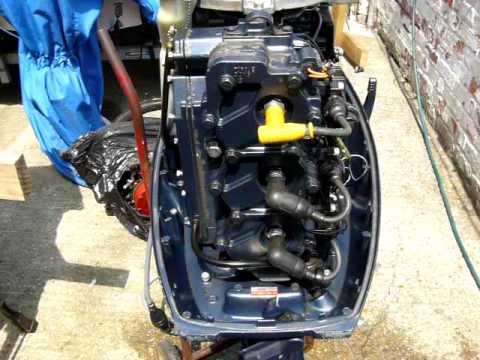 hqdefault Yamaha Outboard Motor Wiring Diagram on