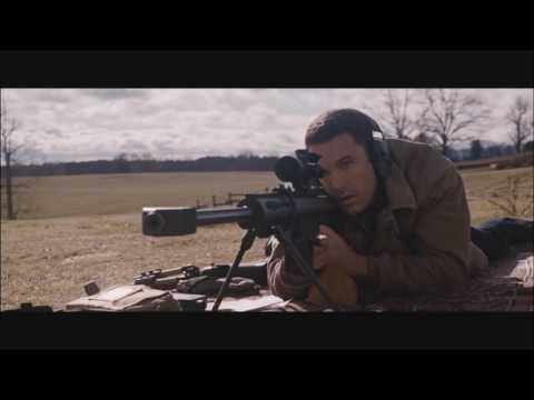 The Accountant sniper scene