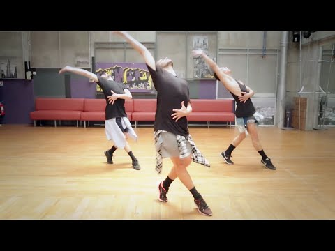 YANIS MARSHALL CHOREOGRAPHY BORN TO MAKE YOU HAPPY BRITNEY SPEARS FEAT YOAN & GAETAN
