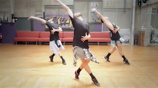 "YANIS MARSHALL CHOREOGRAPHY ""BORN TO MAKE YOU HAPPY"" BRITNEY SPEARS. FEAT YOAN & GAETAN."
