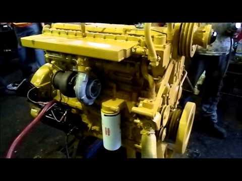 Motor Caterpillar 3116 2002 HP 220