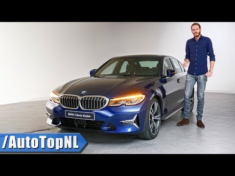 BMW 3 Series G20 2019 - FIRST LOOK & PRESENTATION - by AutoTopNL