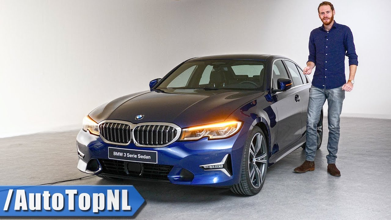 Bmw 3 Series G20 2019 First Look Amp Presentation By Autotopnl Youtube