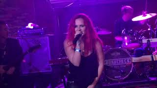 Run To You / Enter Sandman mashup - Soundcheck Live Take 71 28Mar2018 @Lucky Strike Hollywood 90028