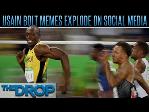 Usain Bolt 100-Meter Win Sparks Internet Memes – The Drop Presented by ADD