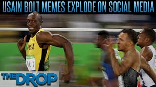 Usain Bolt 100-Meter Win Sparks Internet Memes - The Drop Presented by ADD