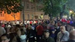 Protest građana Šapca protiv Nebojše Zelenovića