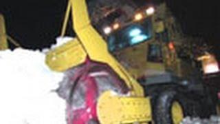 極限のクルマ技術 Extreme Vehicles (10)除雪車