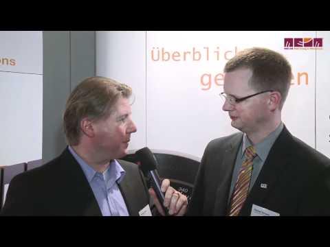 Karsten Schaper - Sidestep Business Solutions auf der MEiM 2011 in Dortmund