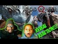 God Of War Story Trailer REVIEW RELEASE DATE REACTION PS4 Exclusive mp3